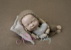 NEWBORN BABY PHOTOGRAPHY DELUXE STARTER PACK~ NEUTRALS  (with  online training video)